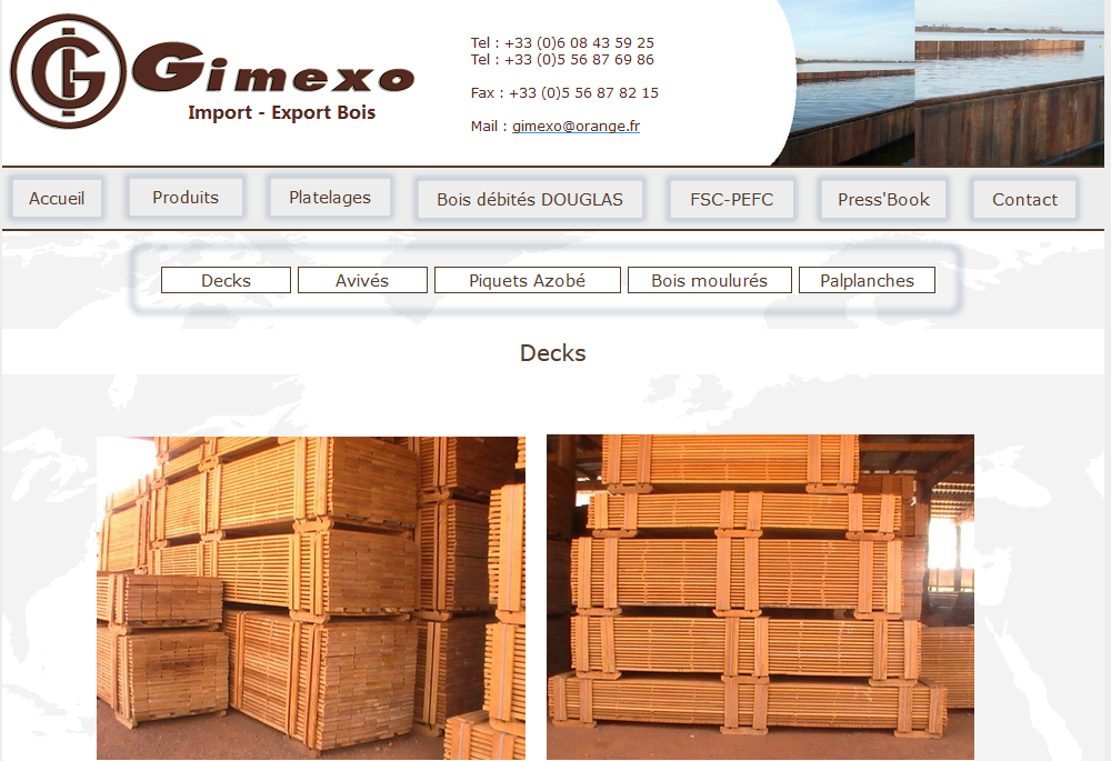 site Gimexo